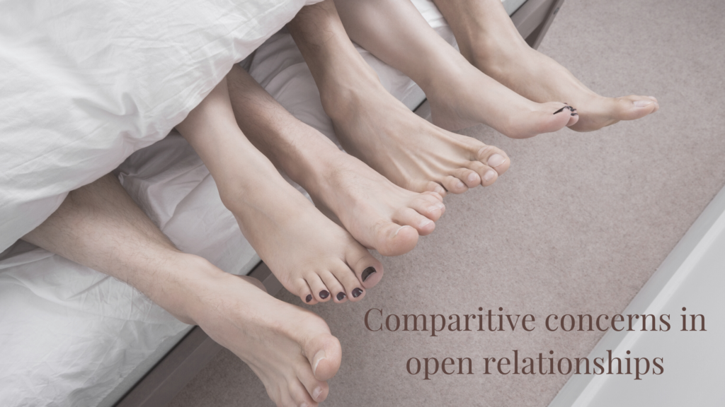 Comparative concern in open relationships