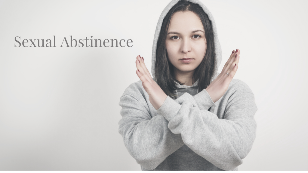Sexual Abstinence